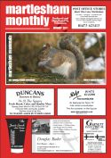 January 2011 Martlesham Monthly