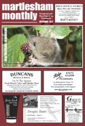 September 2011 Martlesham Monthly